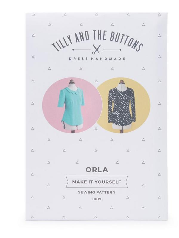 Orla Shift Top Pattern