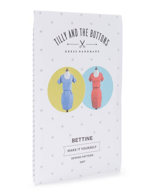 Bettine Dress Sewing Pattern