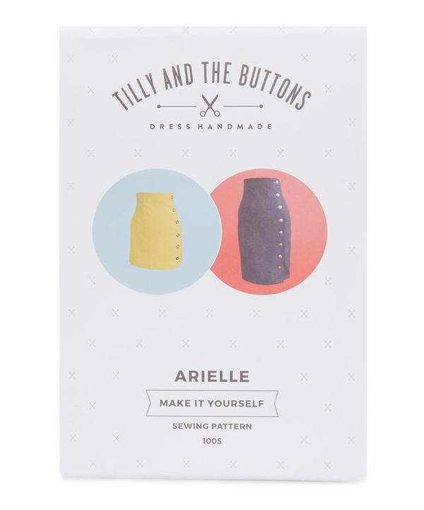 Arielle Skirt Sewing Pattern