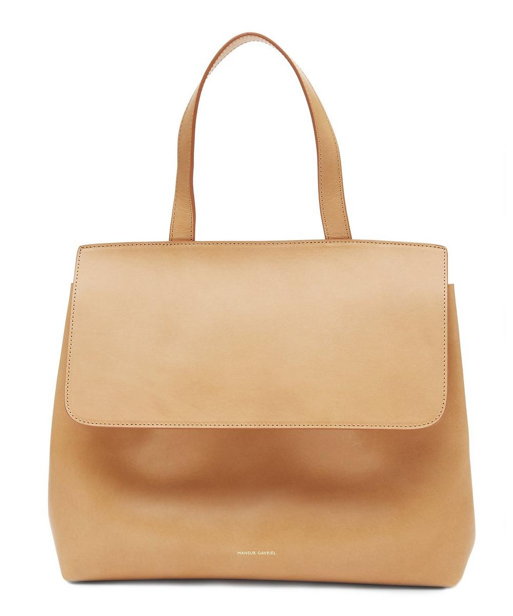 Vegetable Tanned Leather Lady Bag