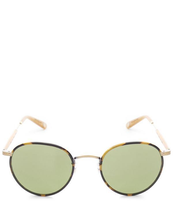 Amber Tokyo Tortoiseshell Sunglasses