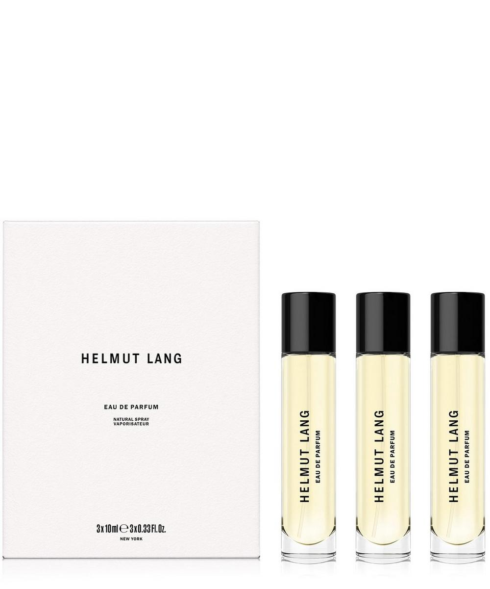 Eau de Parfum Trio 3 x 10ml
