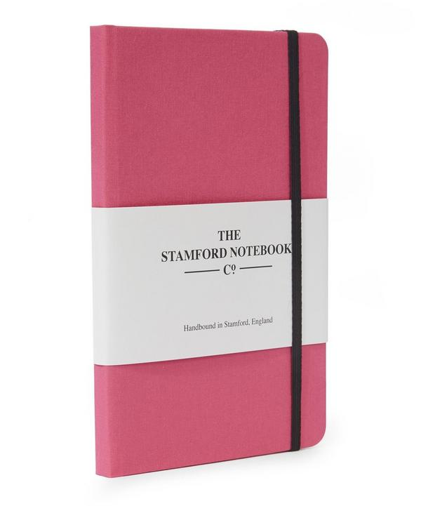 Medium Quarto Lined Notebook