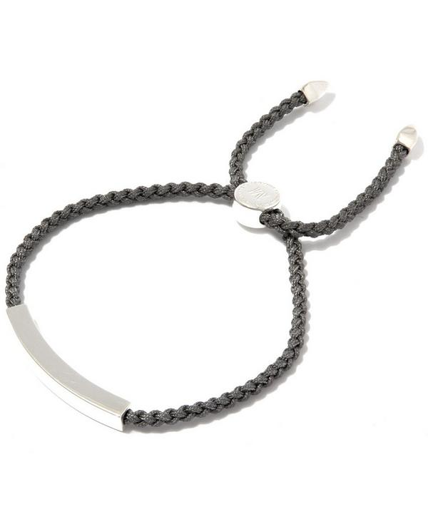 Linear Friendship Bracelet