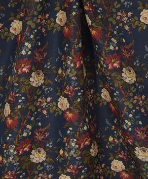 Lady Kristina Silk Linen in Art House Blue