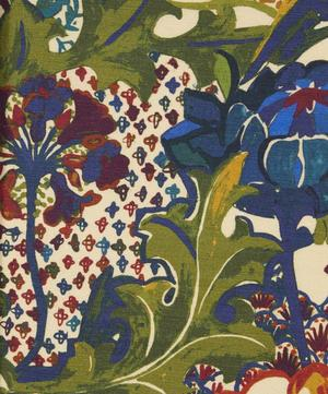 May Anniversary Silk Linen in Tapestry
