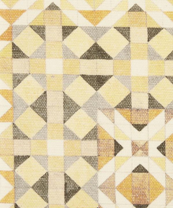 Parquet Simon  Brushed Cotton Mogani in Sunligh