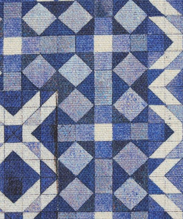 Parquet Simon Cotton Linen in Moonlight