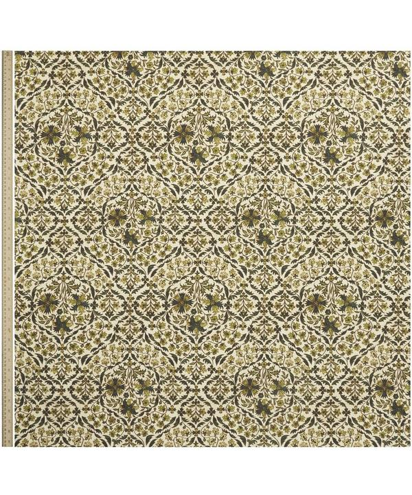 Petronella Chintz Cotton Linen in Antique