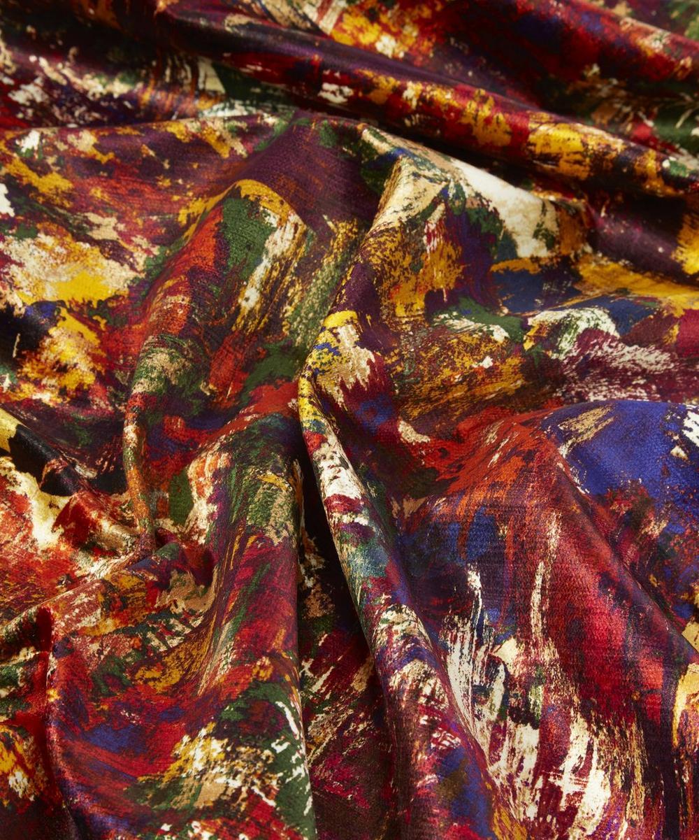 Porthmeor Beach Vintage Velvet in Studio