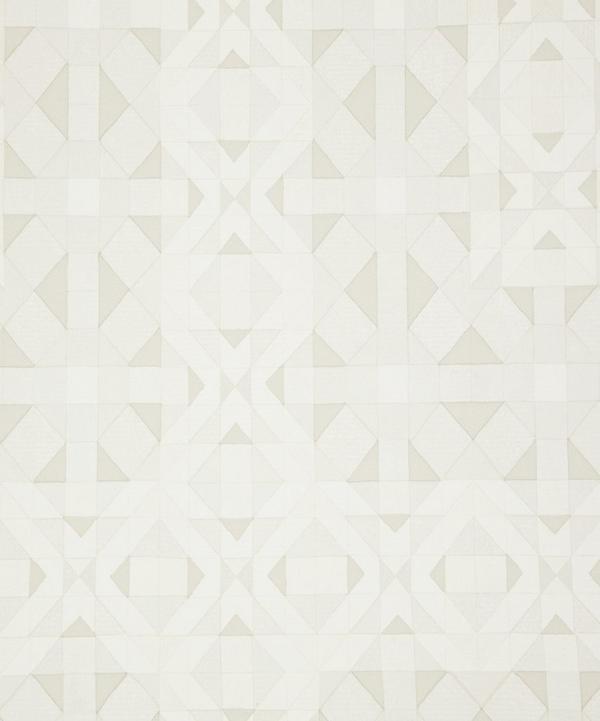 Simon Wallpaper in Chantilly Cream