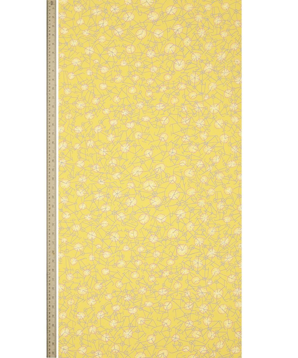 Philippa Wallpaper in Yellow Jersey