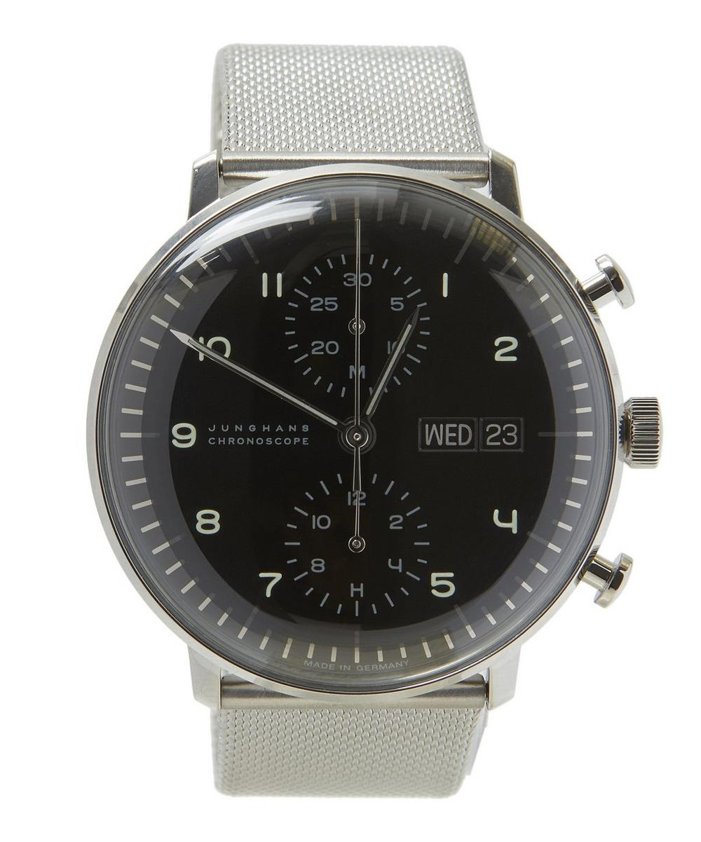 Max Bill Chronoscope Watch