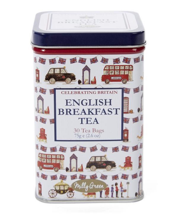 Tin English Breakfast Tea