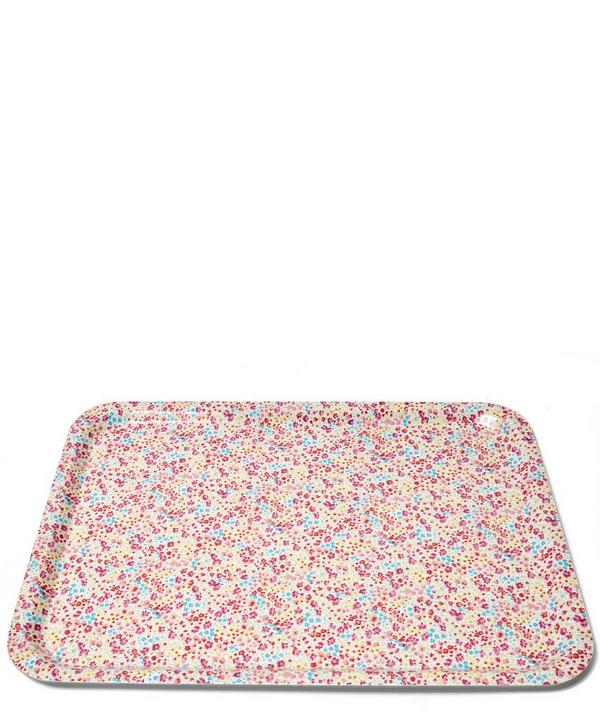 Large Phoebe Liberty Print Rectangular Tray