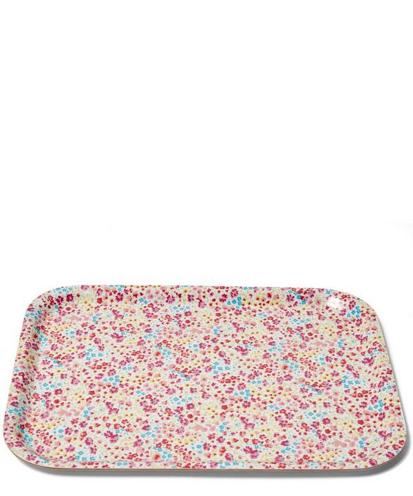 Small Phoebe Liberty Print Rectangular Tray