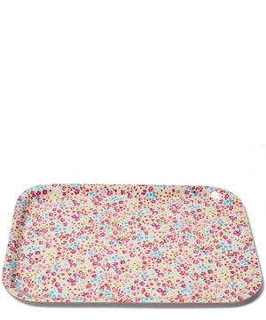 Small Phoebe Liberty London Print Rectangular Tray