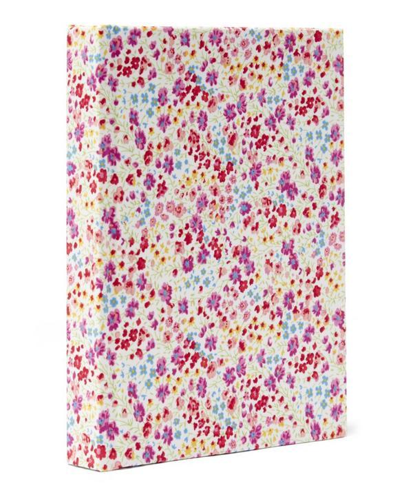 Phoebe Liberty Print Fabric Notebook