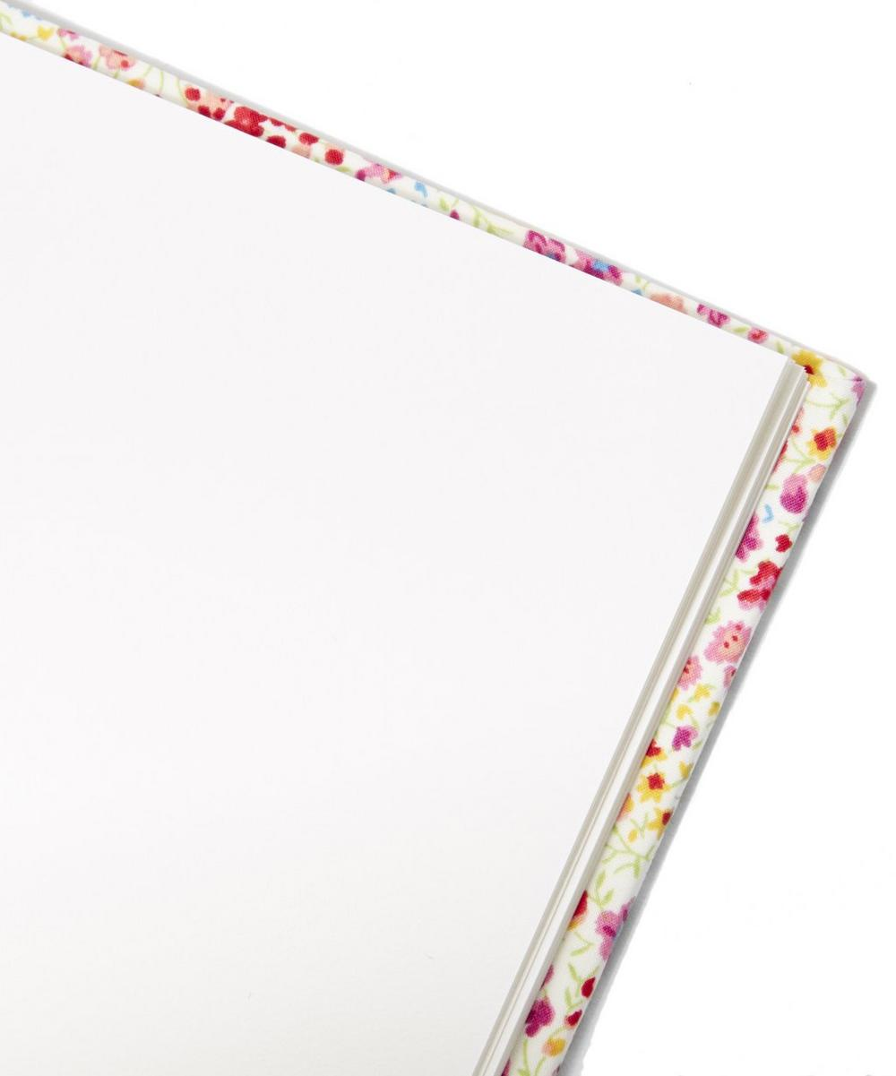 Phoebe Liberty Print Fabric Notebook