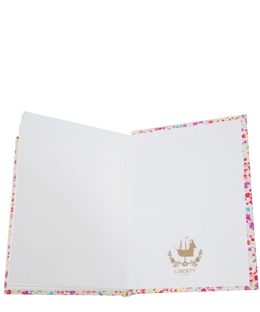 Phoebe Print Medium Notebook