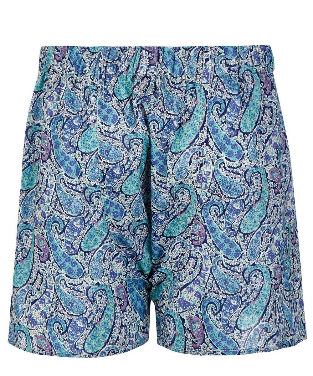 Bourton Cotton Boxer Shorts