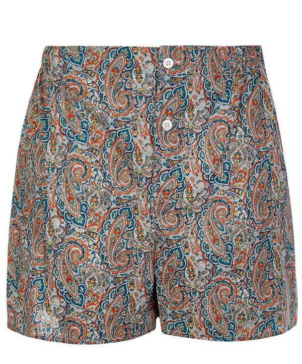Tessa Cotton Boxer Shorts