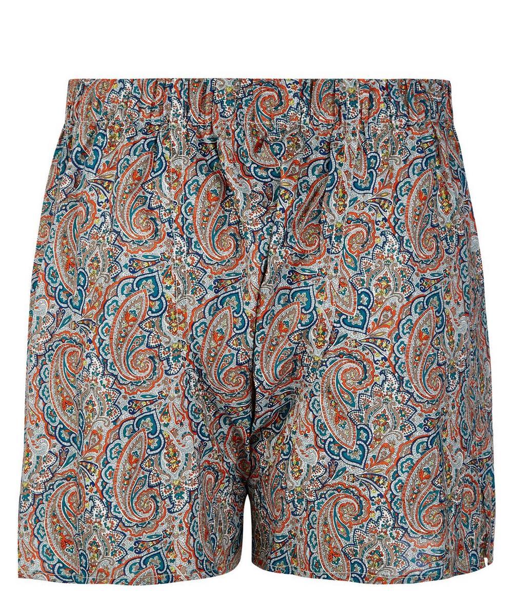 Tessa Cotton Boxer Shorts
