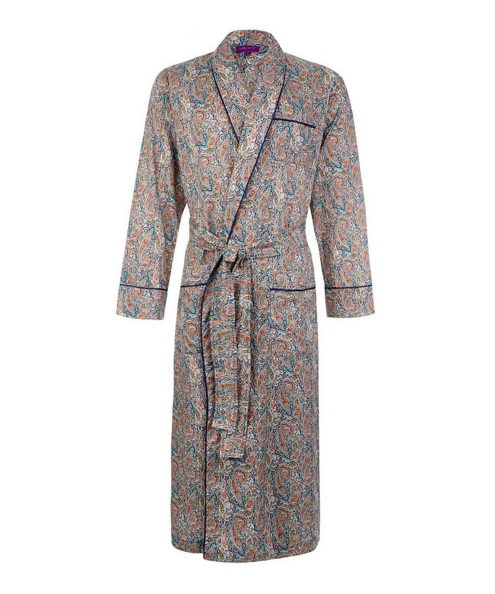 Tessa Long Cotton Robe