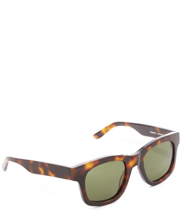 Type 01 Mid Brown Sunglasses