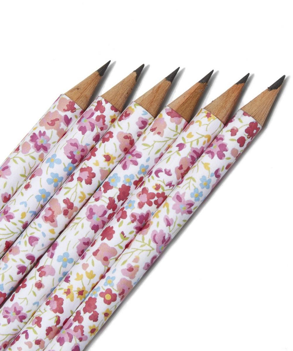 Phoebe Liberty Print Pencil Set