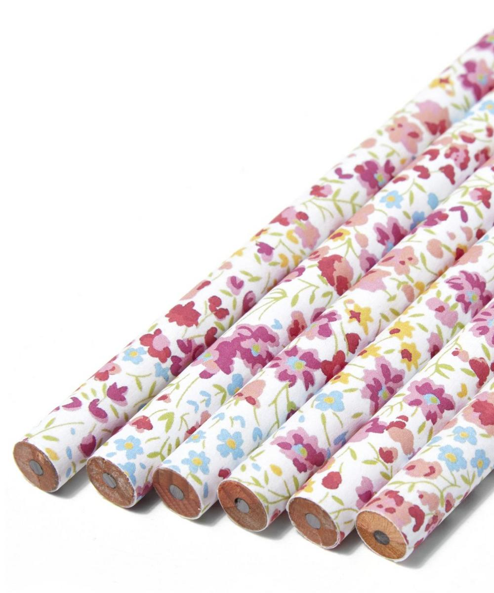 Phoebe Liberty Print Pencil Set