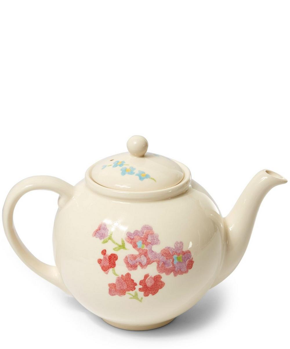 Phoebe Liberty London Print Teapot