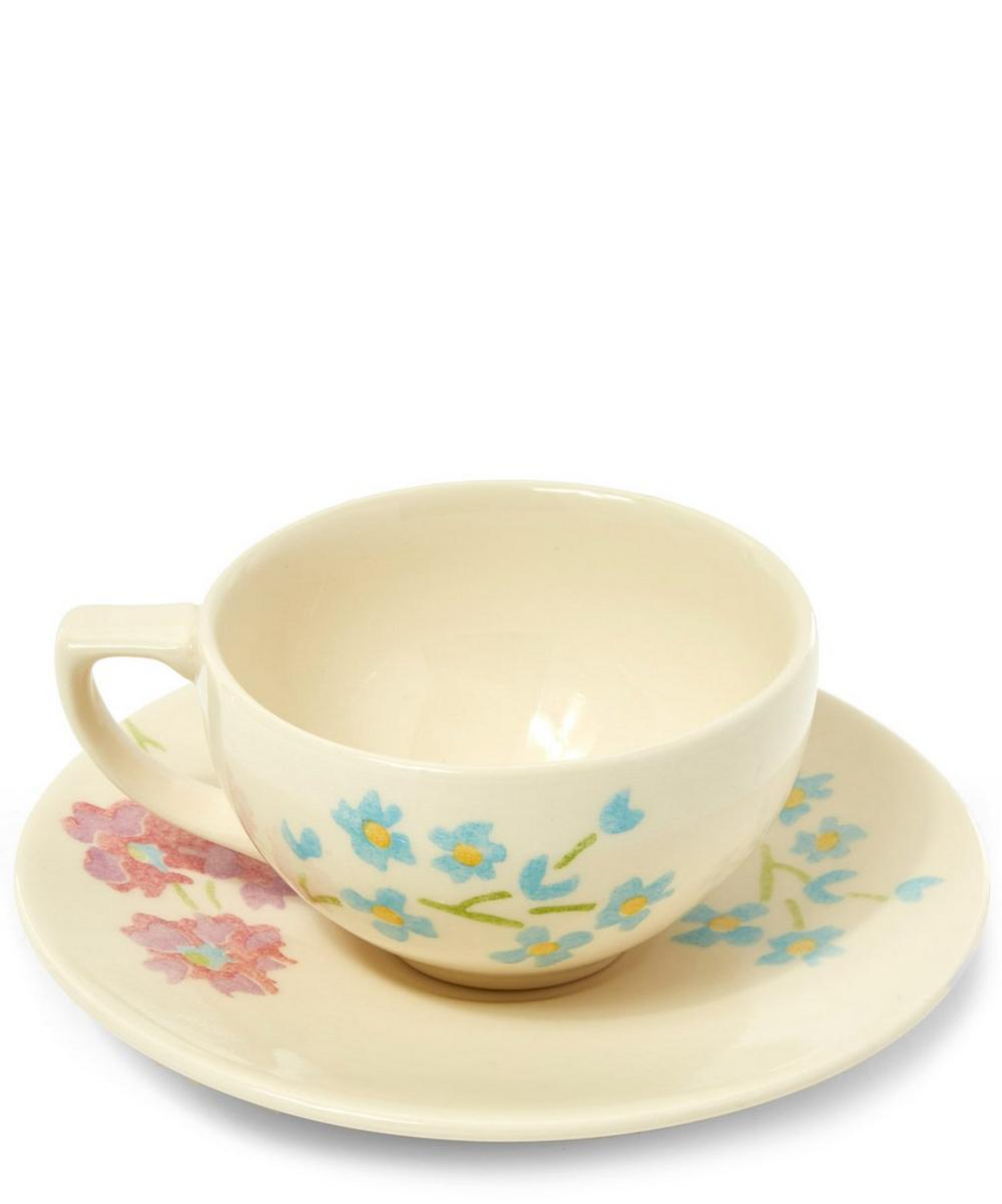 Phoebe Liberty Print Cup and Saucer