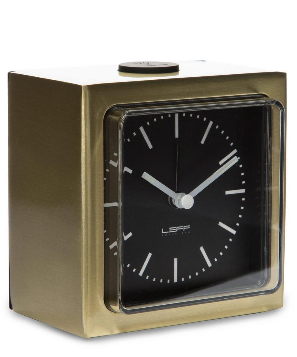 Amsterdam Block Clock