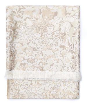 Mary in Archive Cream Throw