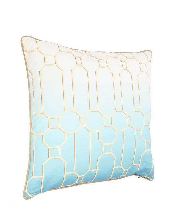 Fretwork Cushion
