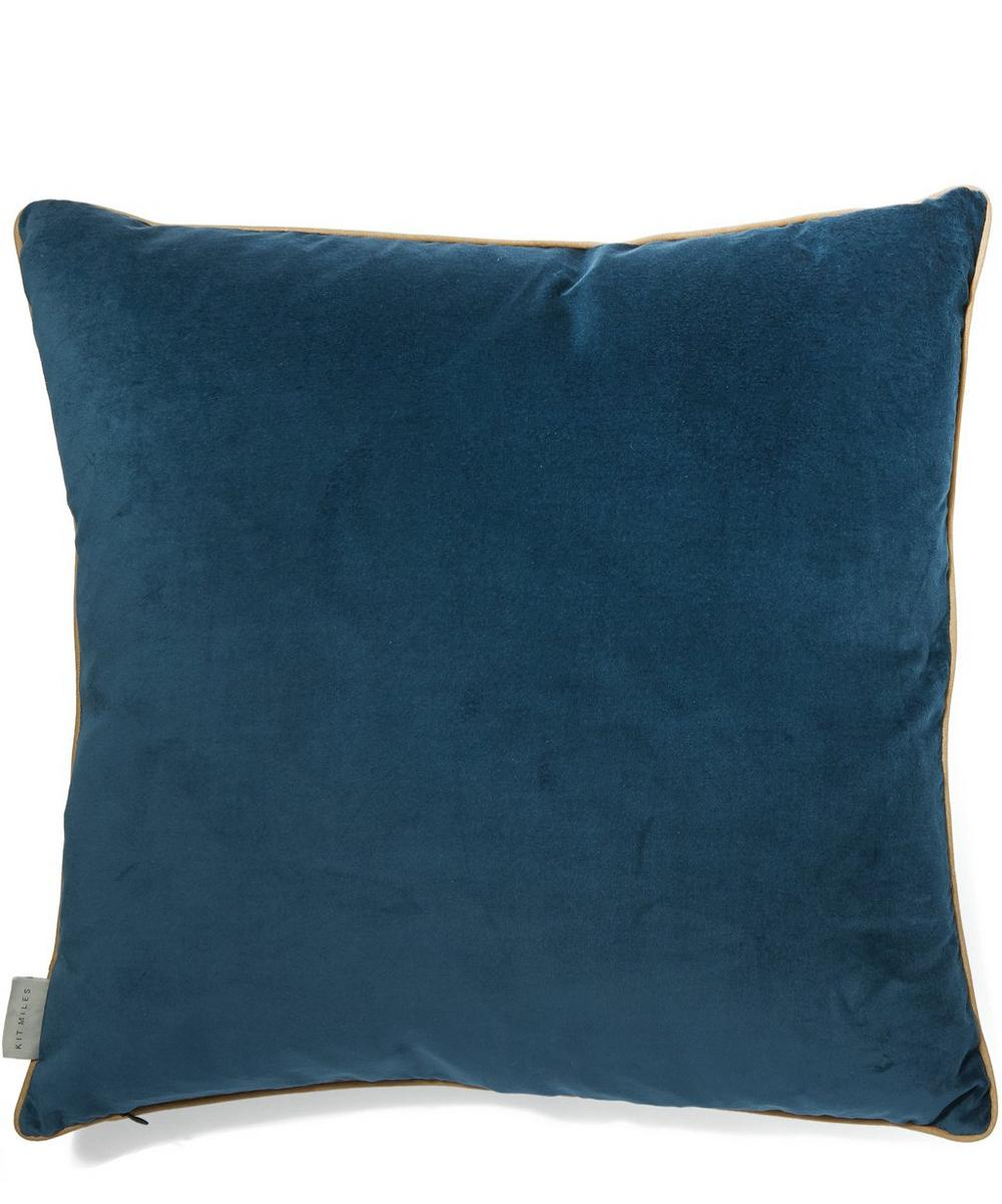 Fretwork Cushion