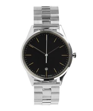 C36 Polished Steel with Polished Brushed Bracelet Watch