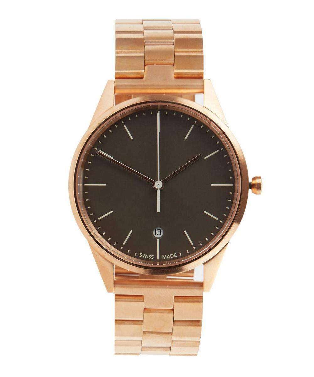 C36 PVD Rose Gold Bracelet Watch