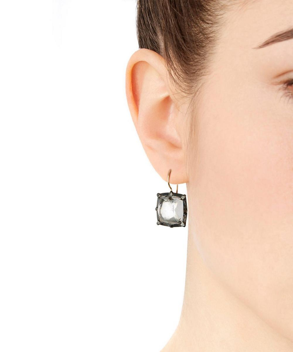 Bella Quartz Drop Earrings