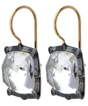 Bella Quartz Drop Earrings