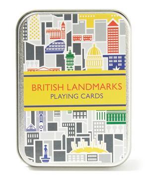 British Landmark Playing Cards