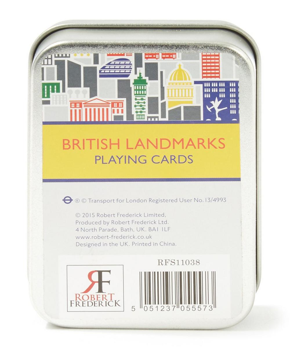 British Landmark Playing Cards