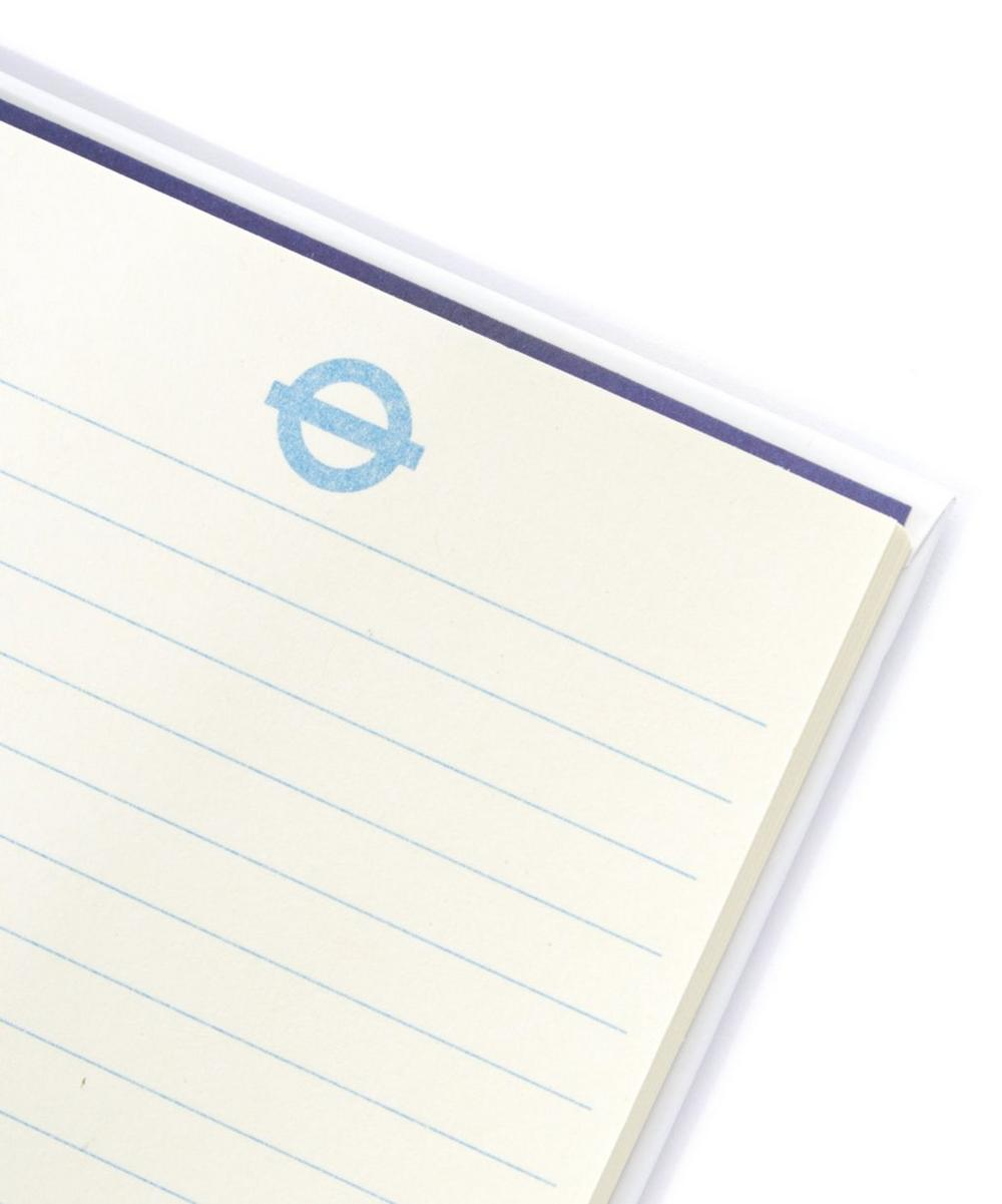 London Tube Map Wiro List Pad