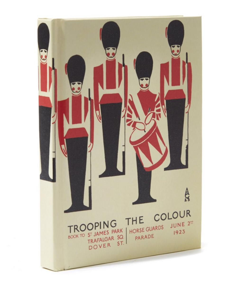 London Guards Cased A6 Notebook