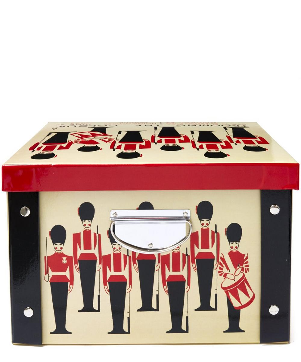 London Guards Storage Box