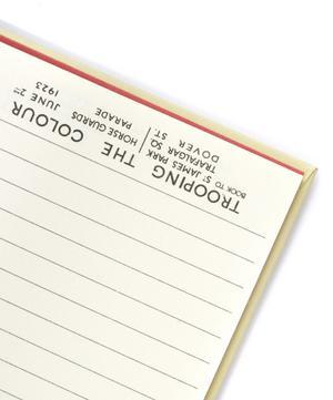 London Guards Wiro List Pad