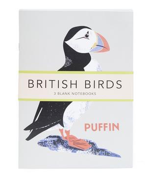 Puffin Notebook Set