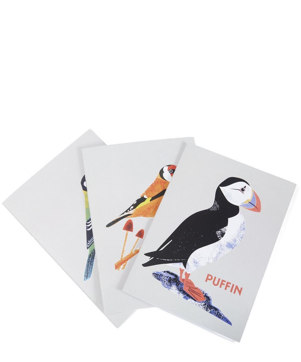 Puffin Notebook Set