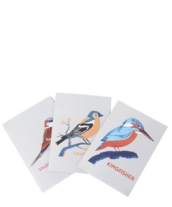 British Birds Chaffinch Notebook Set